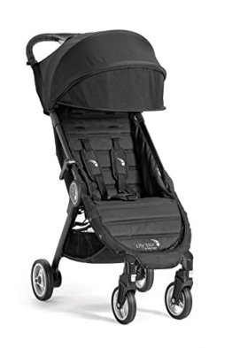 Baby Jogger 1979887 City Tour 4-Rad, Onyx, grau -
