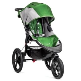 baby jogger SUMMIT(TM) X3 Single 2014 - Green/Gray -