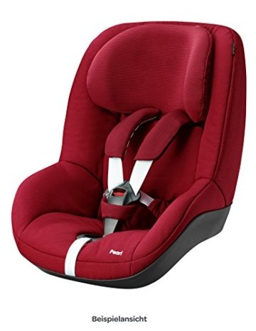 Maxi-Cosi Pearl, Kinderautositz Gruppe 1 (9-18 kg), river blue, ohne Isofix-Station -