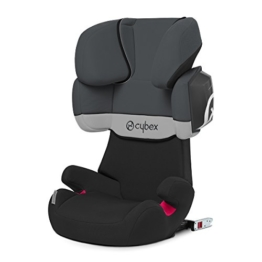 Cybex Silver Solution X2-fix, Autositz Gruppe 2/3 (15-36 kg), mit Isofix, Kollektion 2019, Gray Rabbit - 1